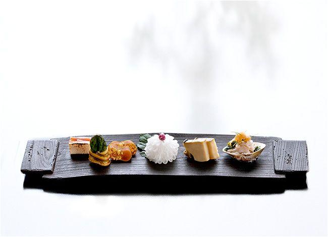 Richard Haughton - Food - Poissons - Un Art du Japon