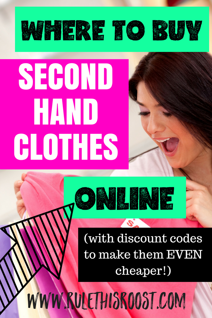 124b6983e Where to Buy Second Hand Clothes Online