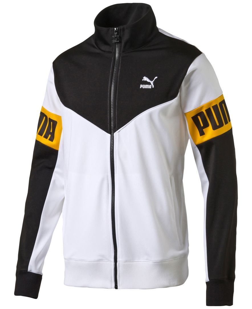 7ba1fbd8 Puma Men's Archive Soccer Track Jacket | JACKETS AND HOODYS in 2019 ...