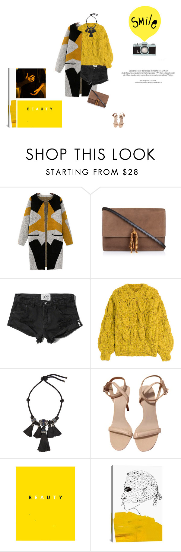 """""""now"""" by majahehmm ❤ liked on Polyvore featuring Nina Ricci, Abercrombie & Fitch, Maison Margiela, Lanvin, Alexander Wang, Louis Vuitton and iCanvas"""