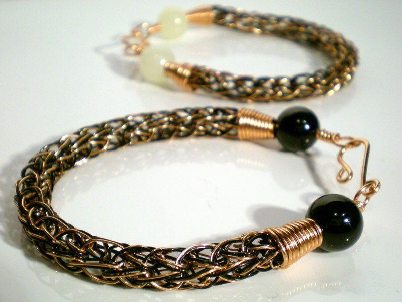 Viking Weave Bracelet. £16.00. | Jewelry: Viking Knit | Pinterest ...