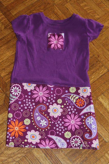 ac5c3b11b Seamingly Smitten  Tutorial  The Mini Dress for Girls