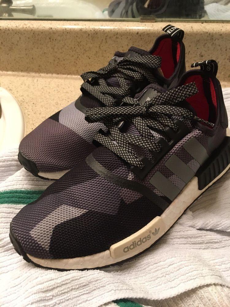 72f58ef6db3a Adidas Nmd R1 Mens 9.5 Geometric Camo  fashion  clothing  shoes   accessories  mensshoes  athleticshoes (ebay link)
