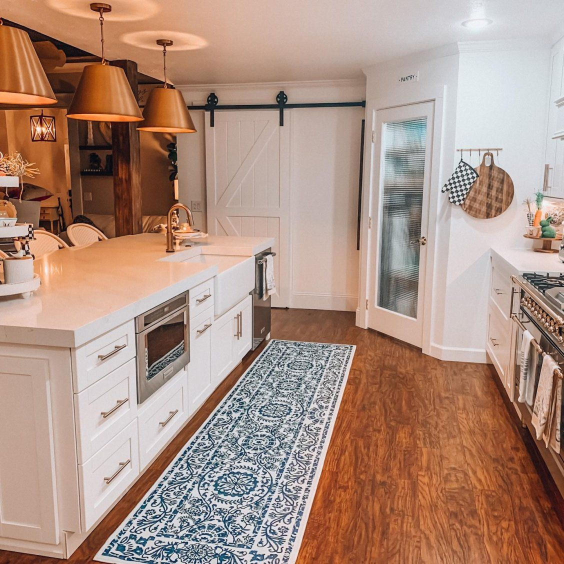 Absolutely My New Ruggable Kitchen Runner In 2020 Ruggable