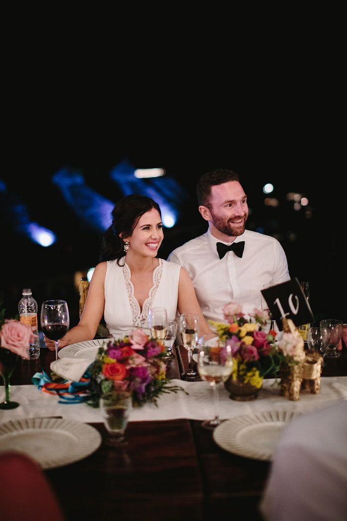 Wedding reception - toast | fabmood.com