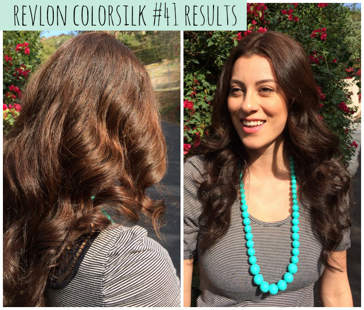 Revlon Colorsilk Hair Colors Light Brown 51