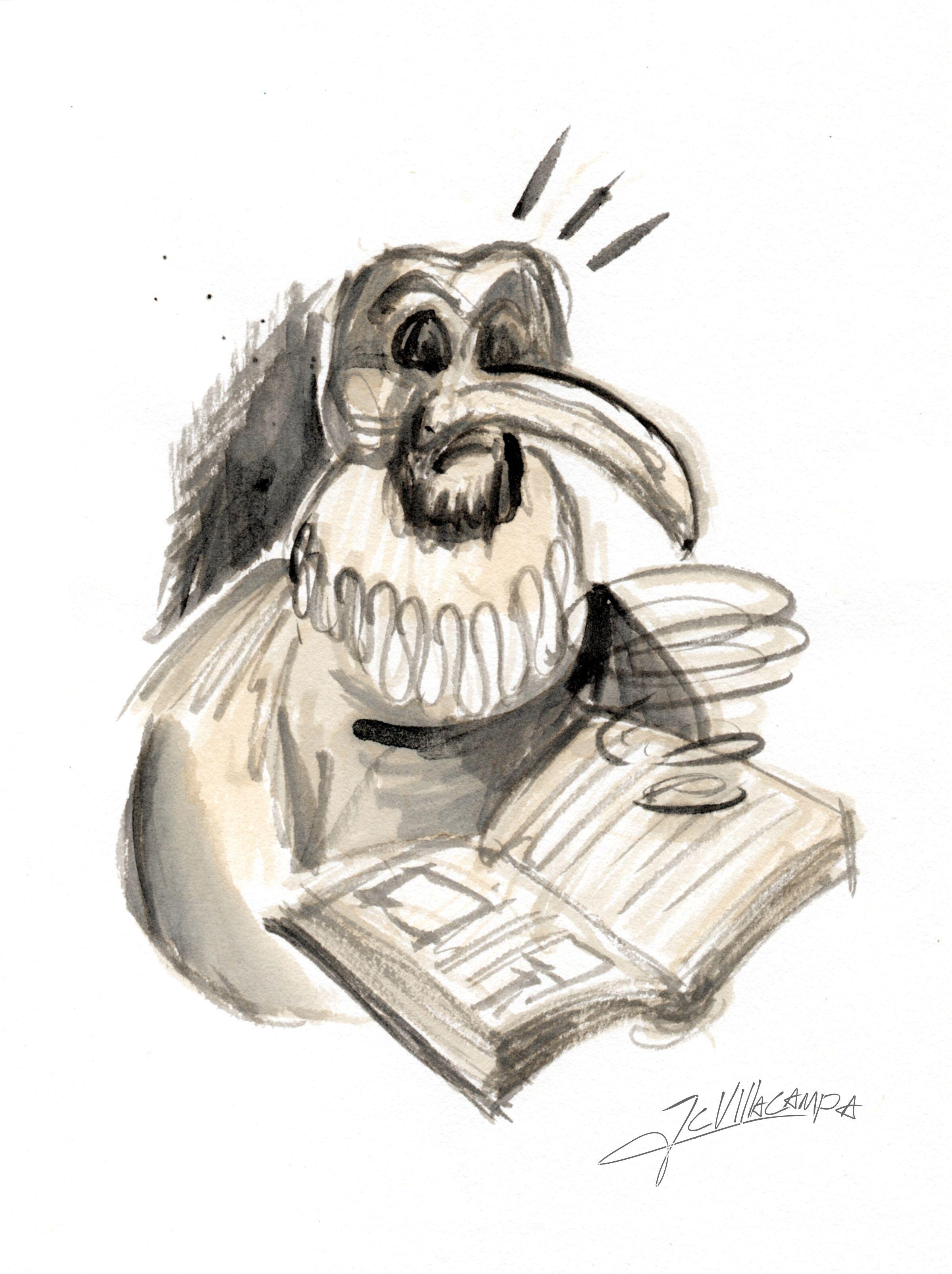 El caballero lector