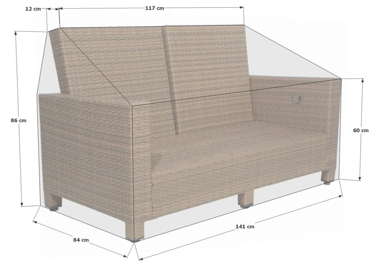 Grasekamp Schutzhülle Zu Lanzarote Lounge 2er Sofa Jetzt Bestellen Unter:  Https://moebel