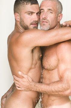 Naked mature men gay