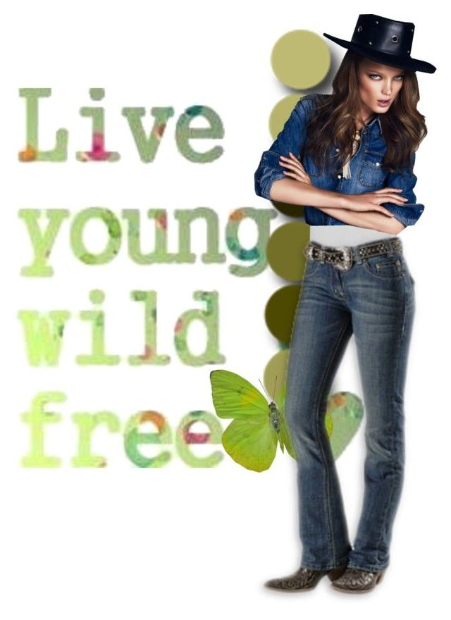 """""""Live Young, Wild&Free"""" by mfoster07 ❤ liked on Polyvore featuring M&Co"""