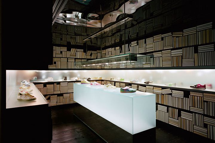 Wish Retail Store By Established Atlanta Design