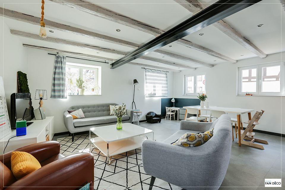 conseils en amnagement et dcoration dun salon dune maison alsacienne par fanny