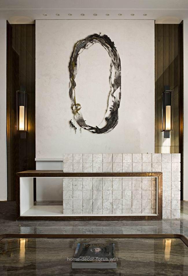 Hotel interior design trends asian home decor lobby for Hotel decor trends