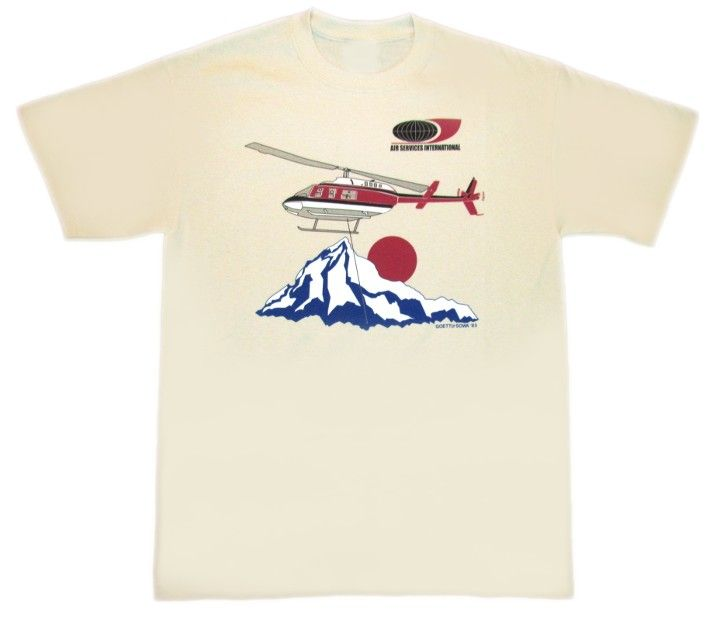Helicopter / Air Service International Shirts, Napoleon