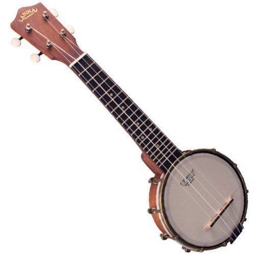 Lanikai Lb6 S Soprano Banjolele With Gig Bag By Lanikai 25999