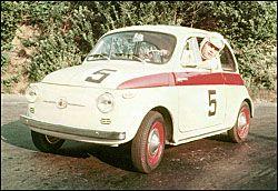 Fiat Nuova 500 Sport Prima Serie Tetto Rigido Fiat Nuova 500