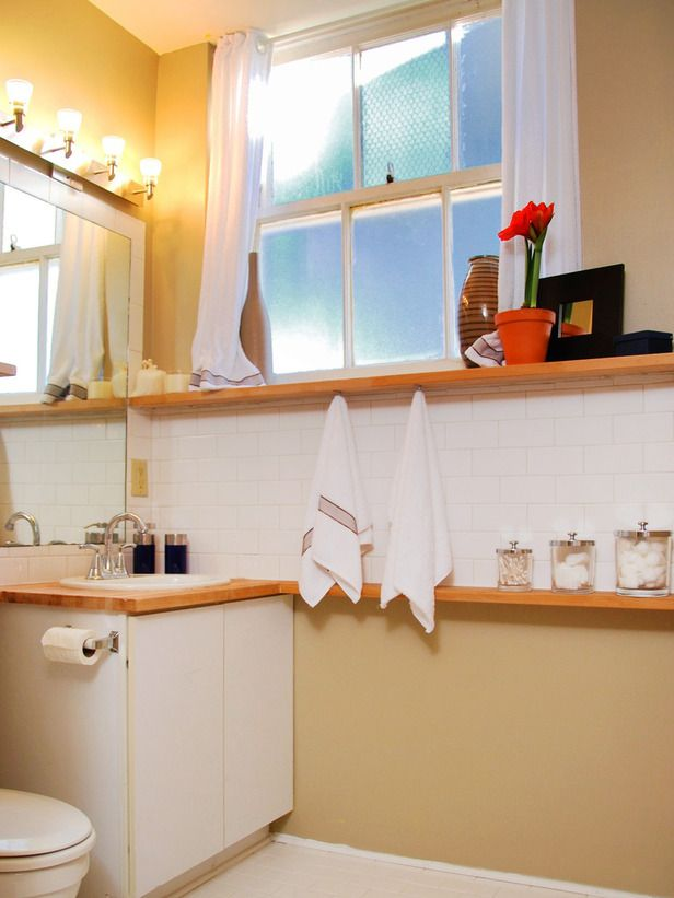 Small Bathroom Storage Solutions See more