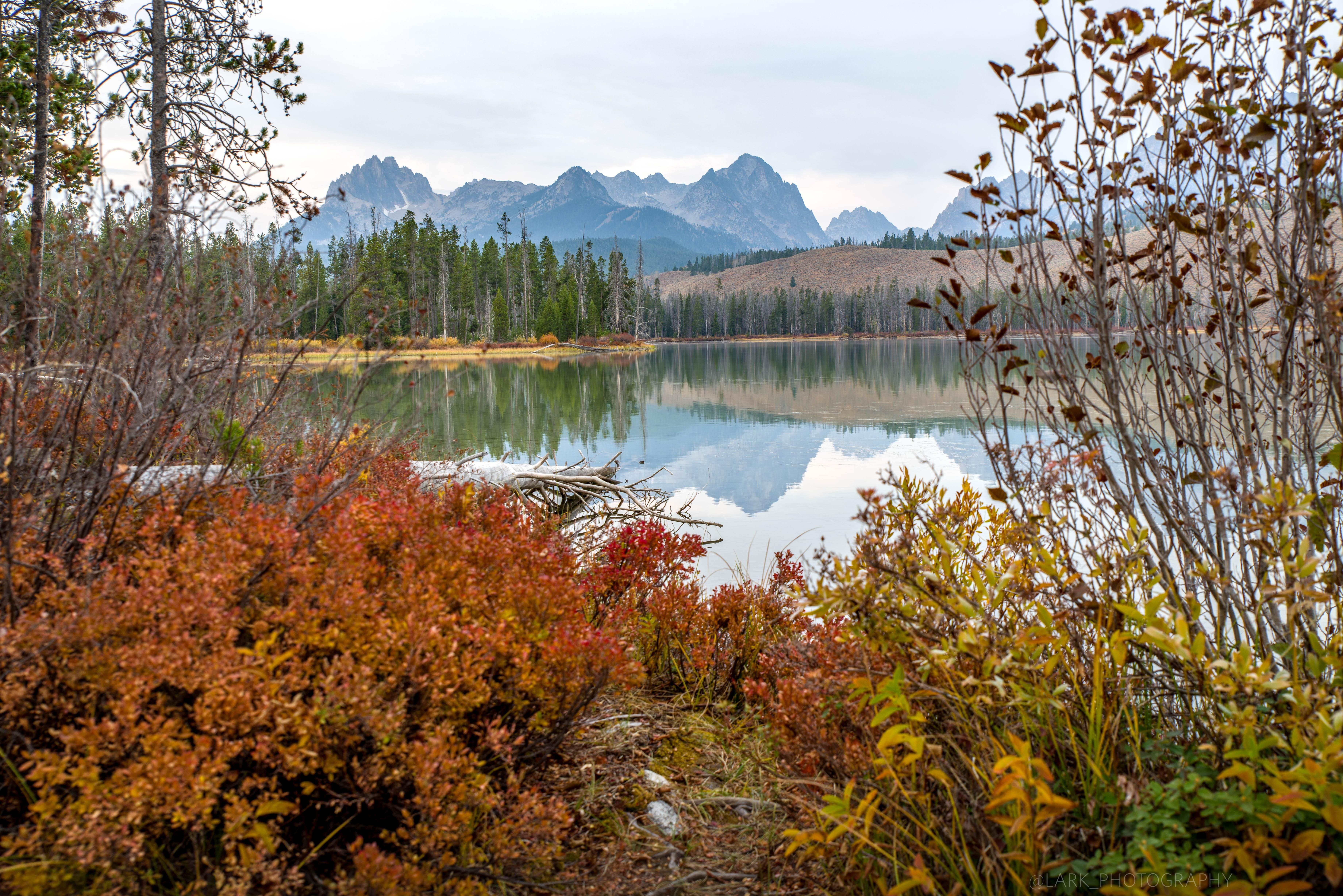 Pin by Erna Jaksic on Nature Sawtooth mountains