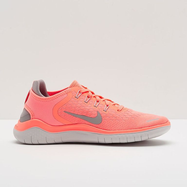 fc04a8633c70b Nike Womens Free Run 2018 - Crimson Pulse Atmosphere Grey-Vast Grey - Womens  Shoes