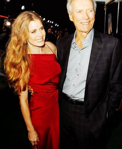Clint Eastwood & Amy Adams