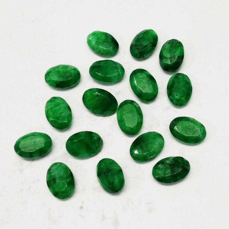 18x13 MM PEAR CUT NATURAL GREEN ONYX  ALL NATURAL AAA