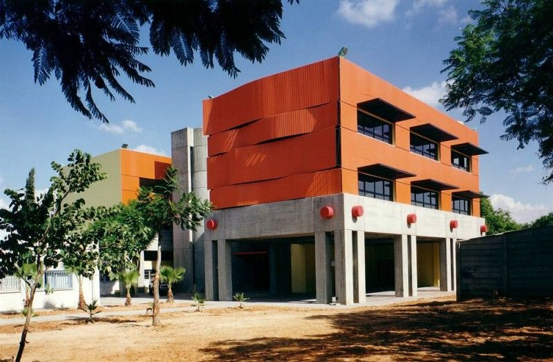 Irony 9 High School & Maaleh Special Education School in