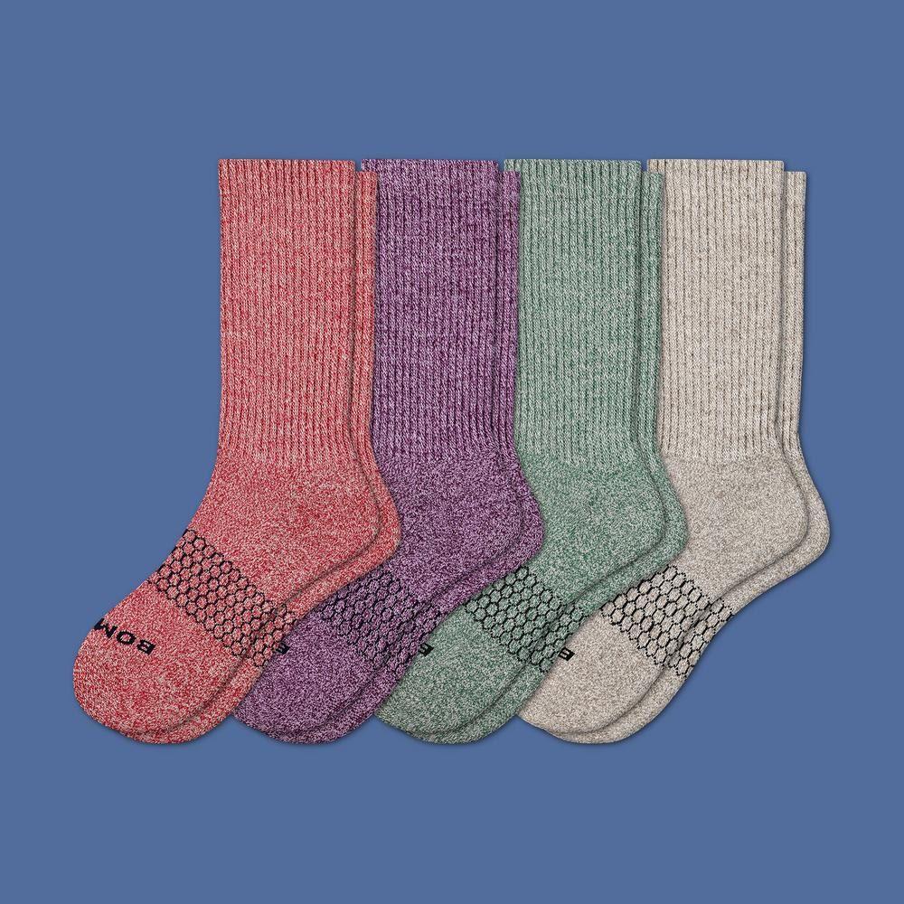Women's Classic Marl Calf Sock 4Pack in 2020 Calf socks