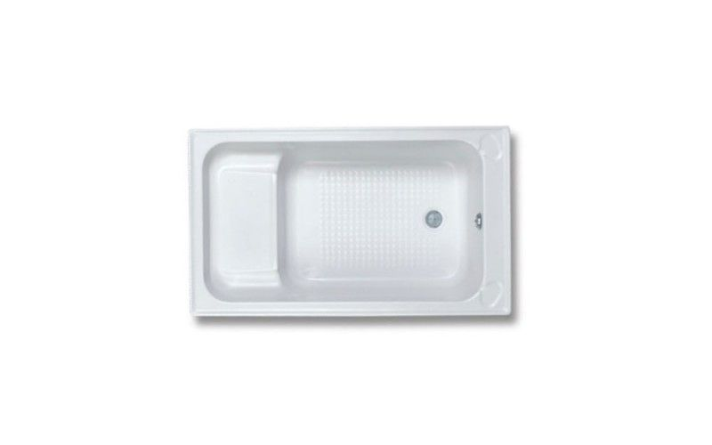 Trojan Kent 1220 x 720mm Single Ended Bath - Bathshop321.com