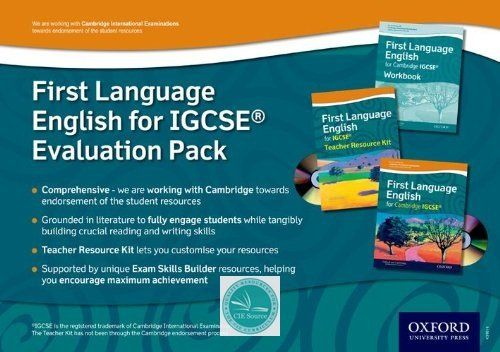 9780198389040 first language english for cambridge igcse