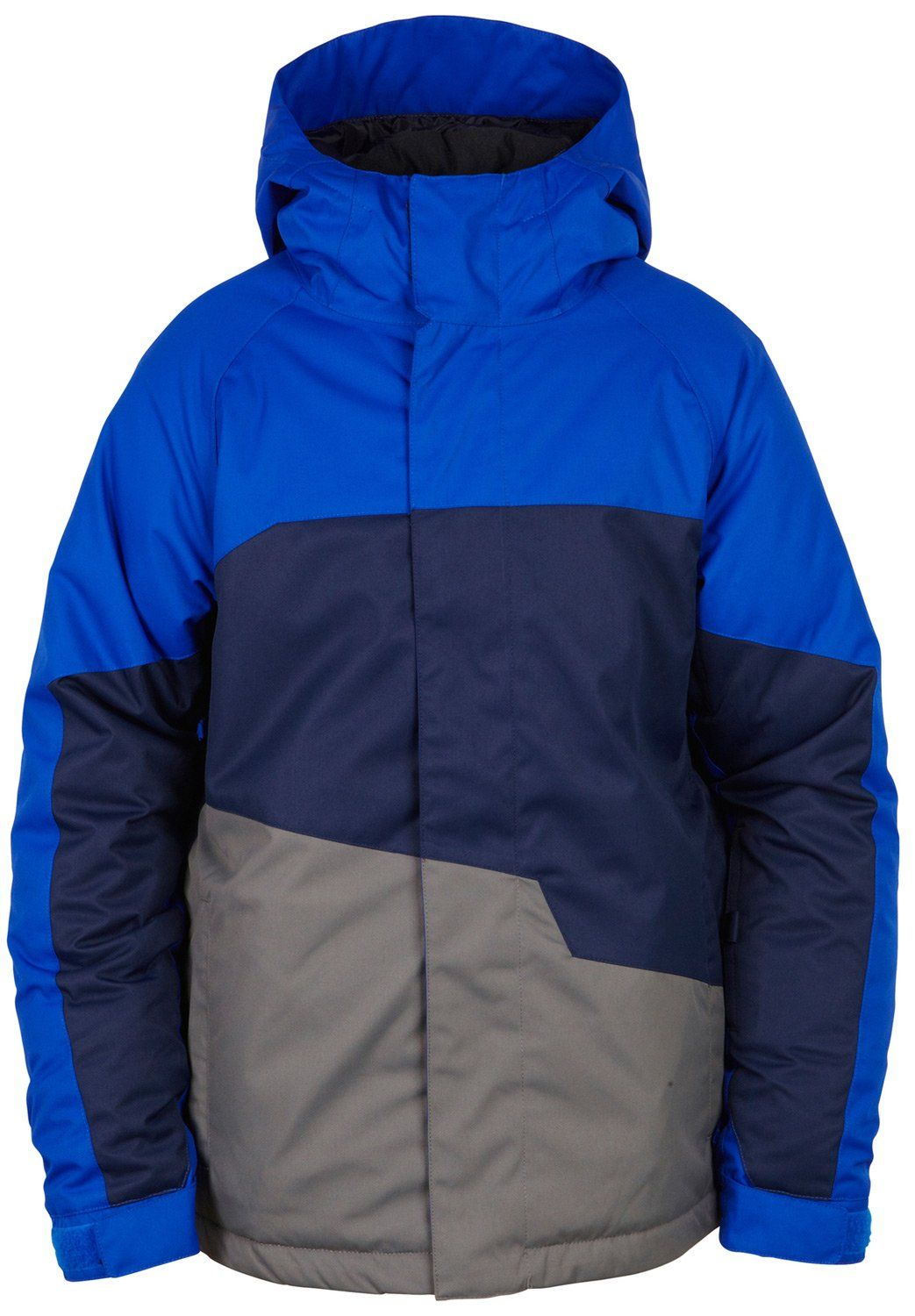 880ca0686ee5 686 - 686 Grid Insulated Snow Jacket - Blue. Boy Snow Jackets ...