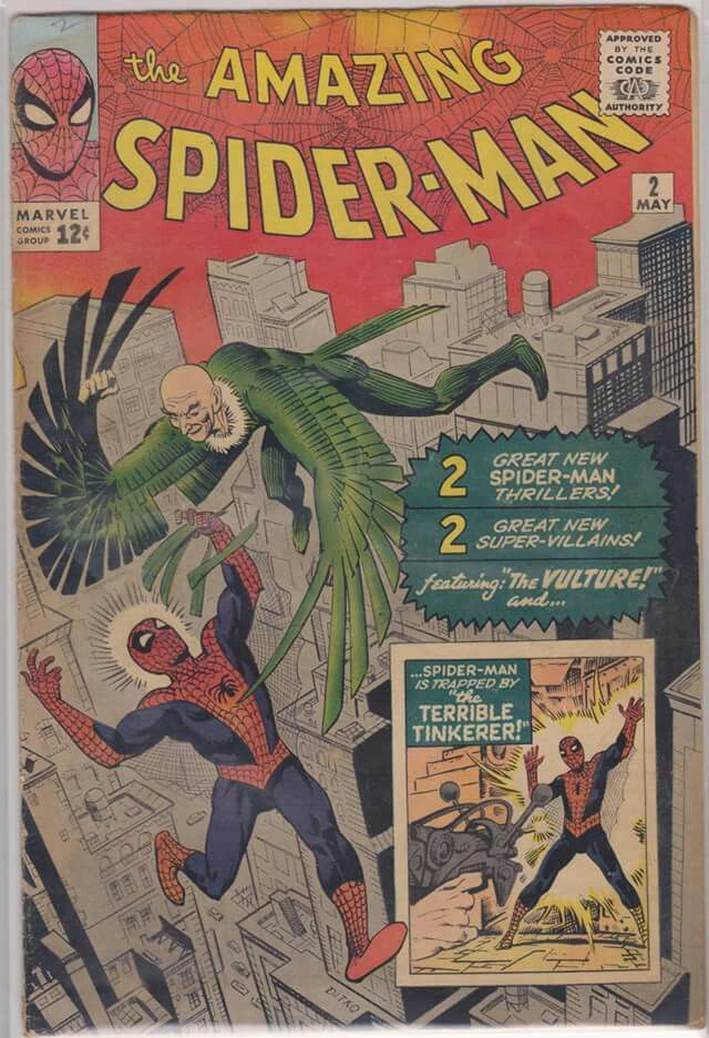 The Amazing Spiderman Comic Book | Art, Architect and Designs ...