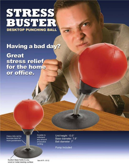 Amazing Punching Bag · How Can You Get A Quick Stress Relief At Home Or Even In The  Office?