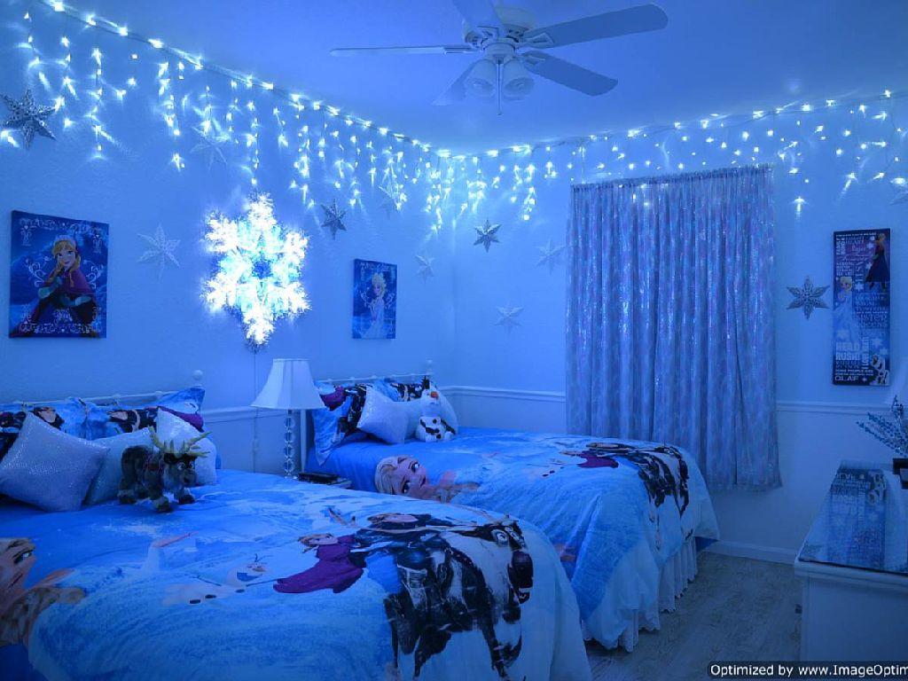 Vrbo Com 3926627ha 2br 2ba Windsor Hills Condo 2 Miles To Disney Newly Refurbished 1st Floor Frozen Girls Room Frozen Girls Bedroom Frozen Themed Bedroom