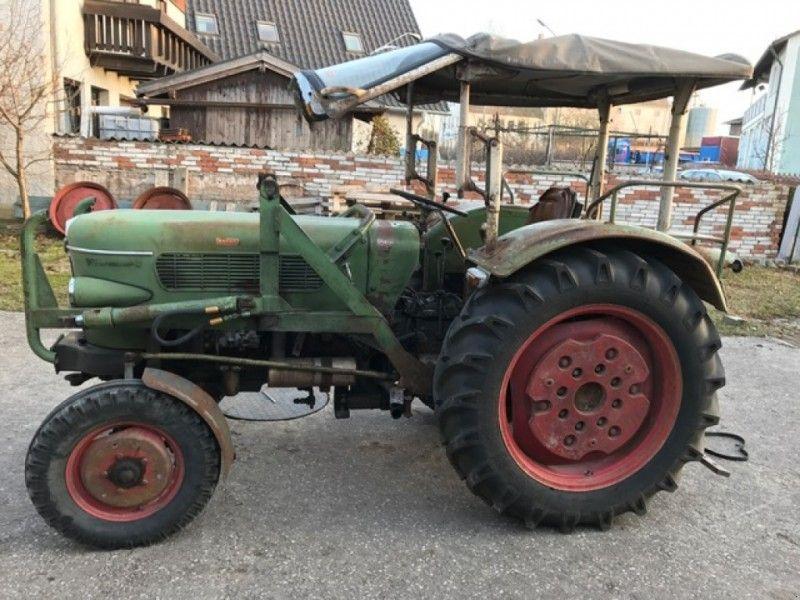 fendt farmer 2 s tractor 92242 hirschau folosit. Black Bedroom Furniture Sets. Home Design Ideas