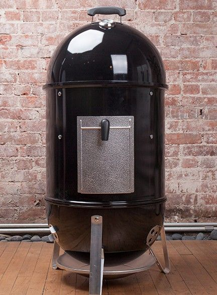 weber charcoal smoker instructions