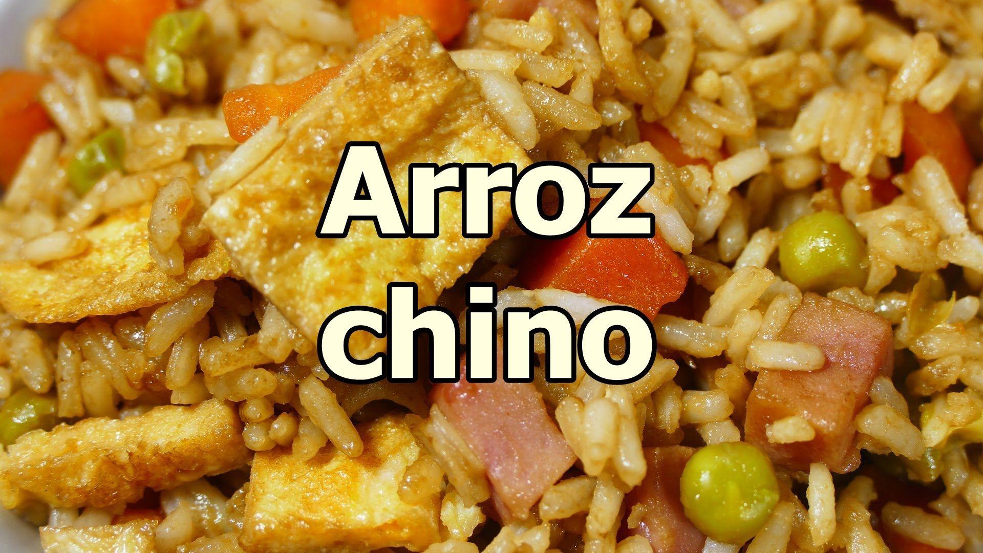 Arroz frito chino tres delicias recetas de cocina for Cenas faciles y economicas