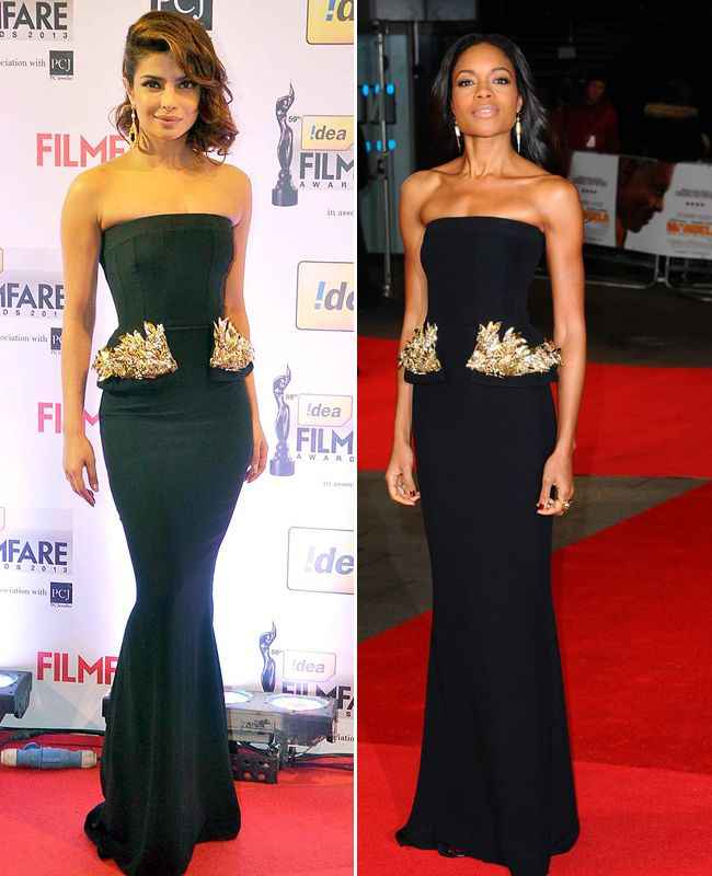 Bollywood Vs Hollywood Who Wore It Better Google Search Strapless Dress Formal Fashion Celebrity Red Carpet