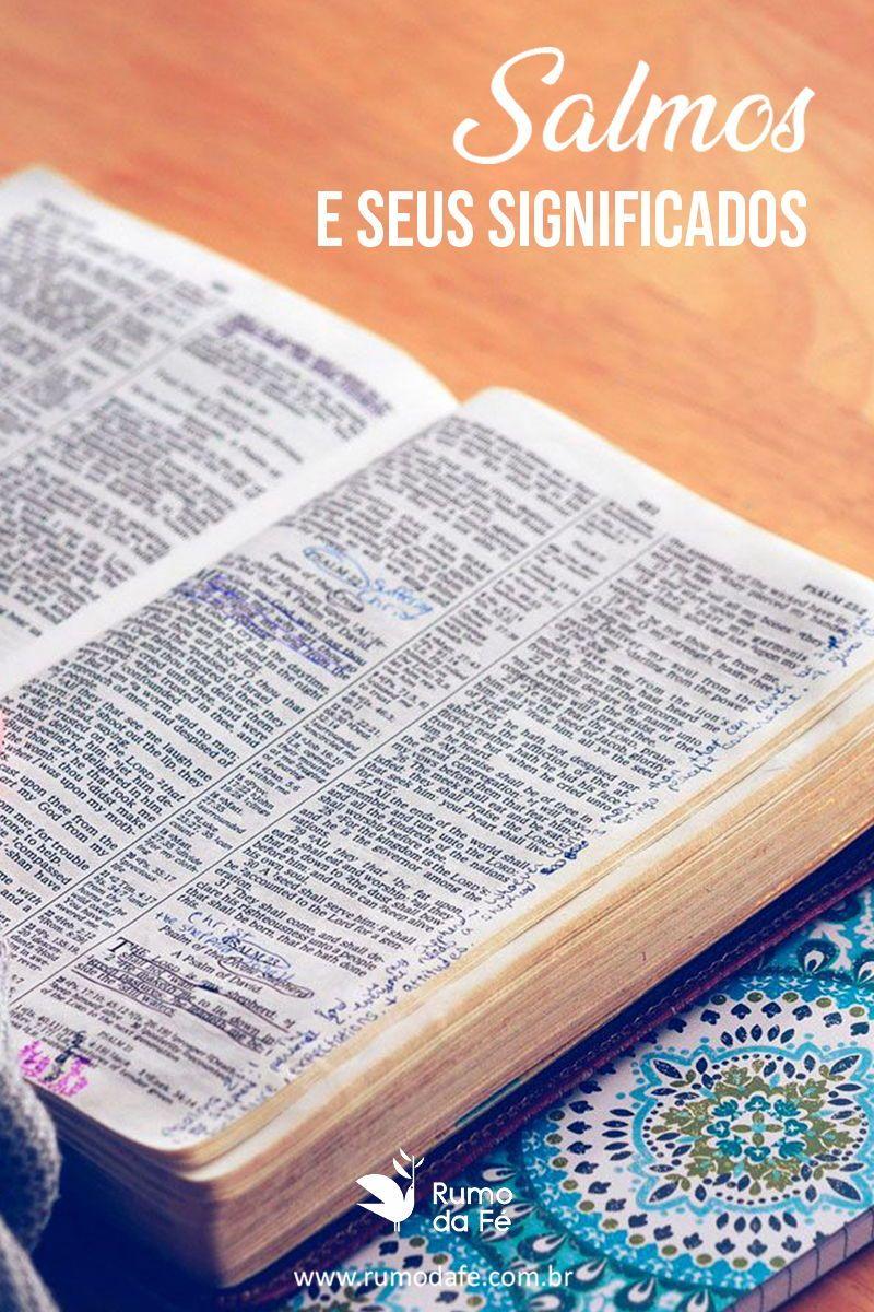 Salmos Encontre Todos Os Salmos Da Biblia Sagrada E Seus