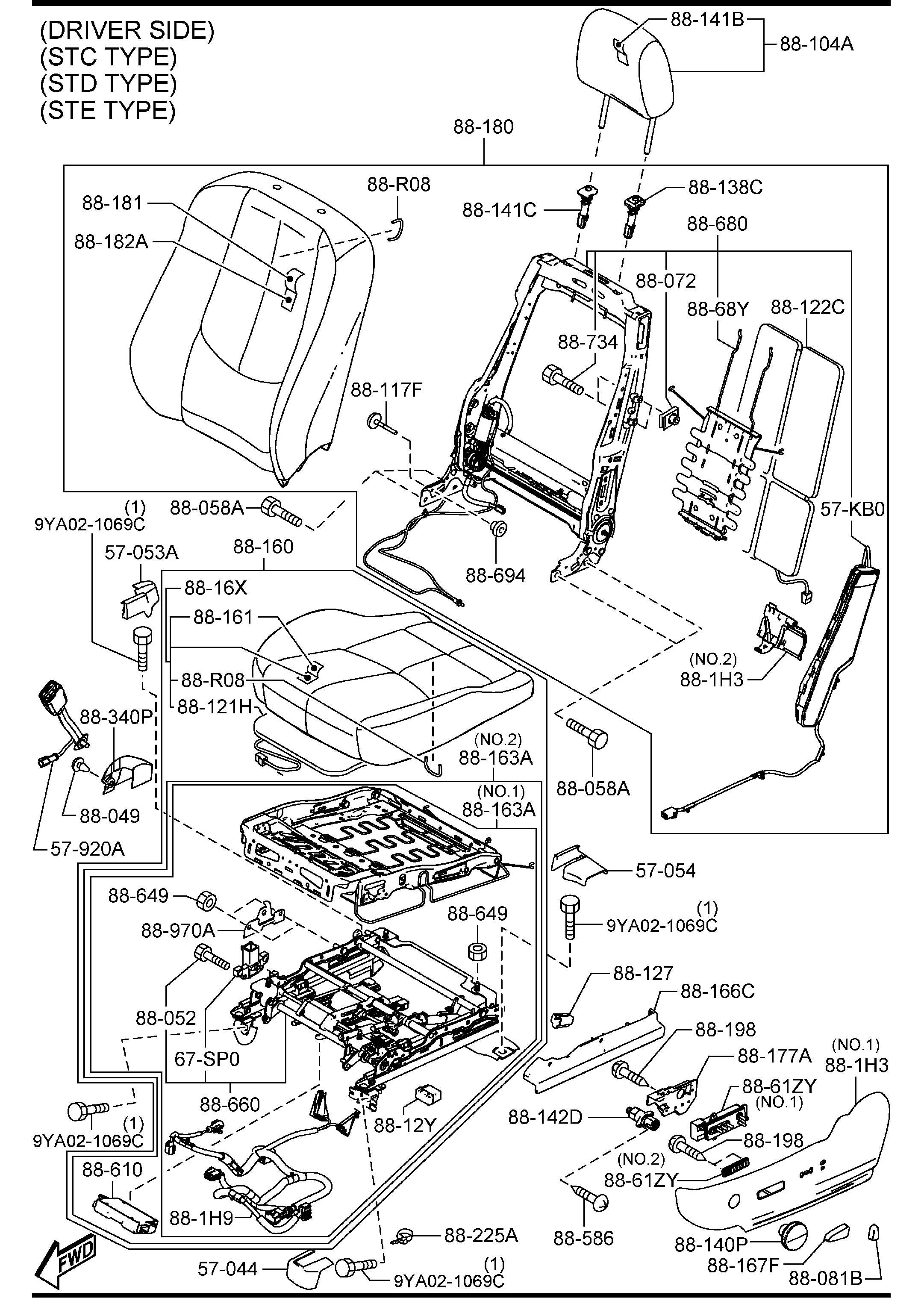 Vwvortex diy heated seats for cars not pre wired k5 ideas pinterest cars dream cars and vw