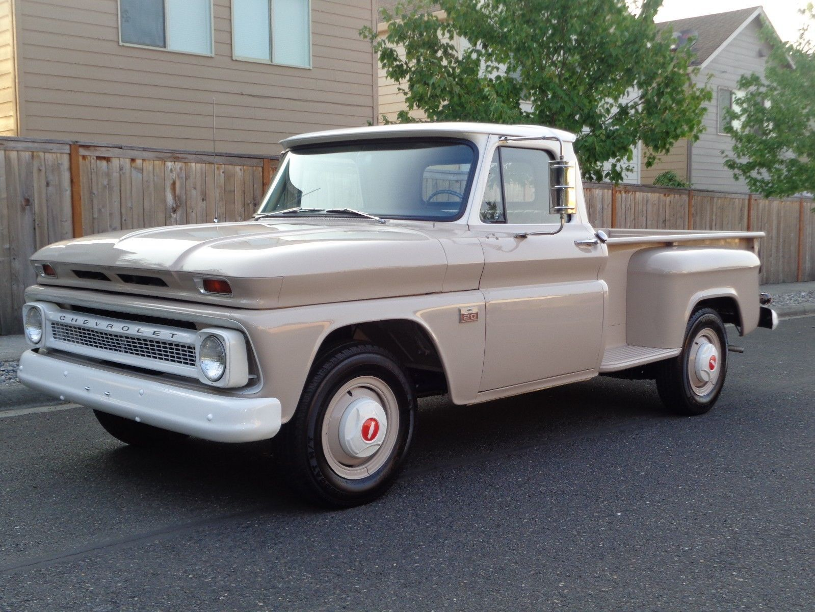 awesome chevrolet 2017 1966 chevrolet other pickups chevy stepside c20 1966 chevy c20 stepside c10 [ 1599 x 1200 Pixel ]