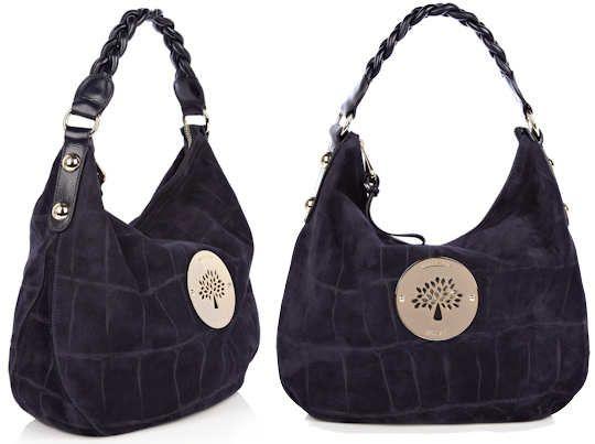 501f2437701b ... official mulberry medium daria hobo bag in midnight this mulberry daria  hobo is the medium sized
