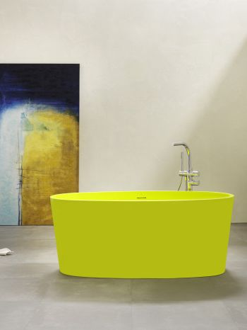 Inject Your Bathroom With Color