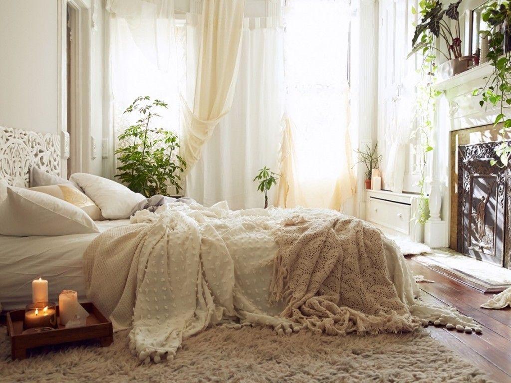 9 chambres à la déco bohème | bedrooms and room