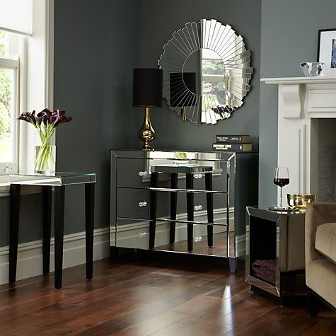 John Lewis Astoria Chest Of Drawers Mirror Online At Johnlewis Living Room WallsLiving FurnitureLiving