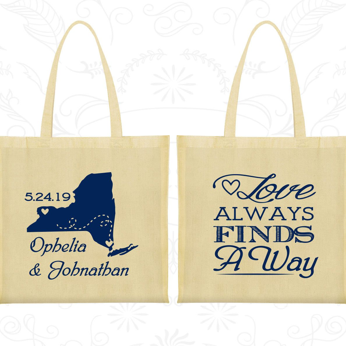 Personalized Tote Bags Cotton Bag