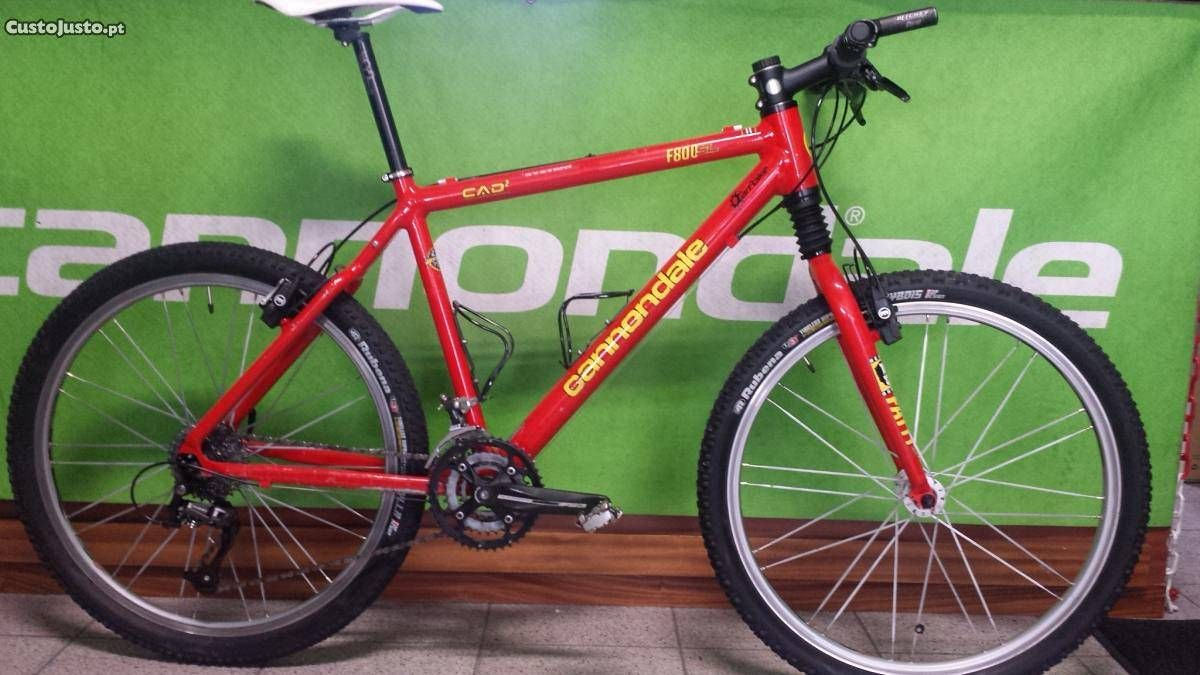 383967dbaf9 Cannondale F800 SL - à venda - Bicicleta, Castelo Branco - CustoJusto.pt