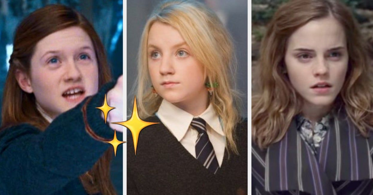 Are You More Like Luna Ginny Or Hermione Hermione Harry Potter Quiz This Or That Questions