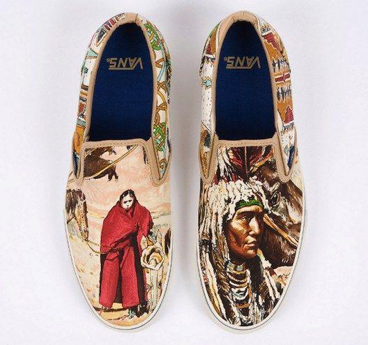 vans x robert verdi   aka Hermes vans... I NEED THESE