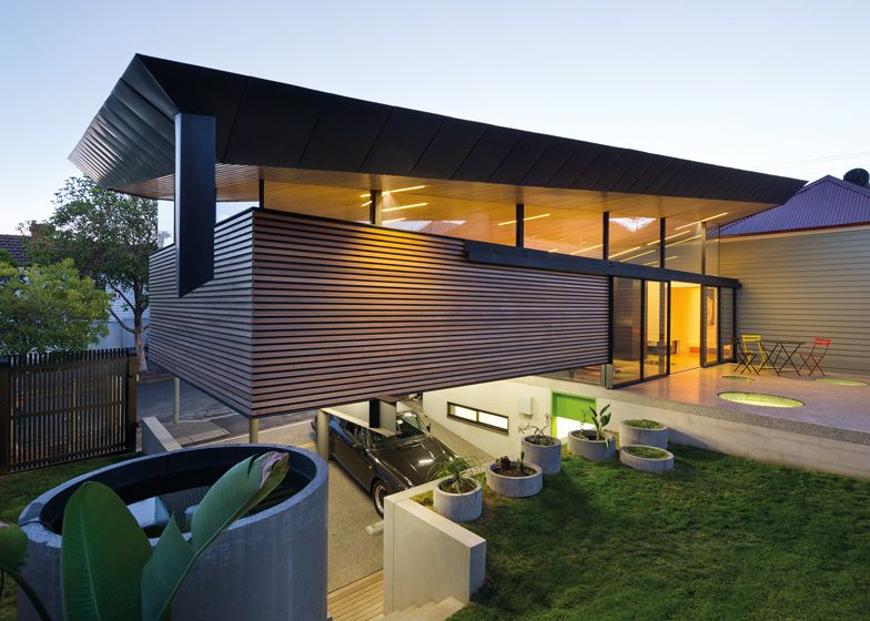 Modern Design for Two-Level House Extension in Australia