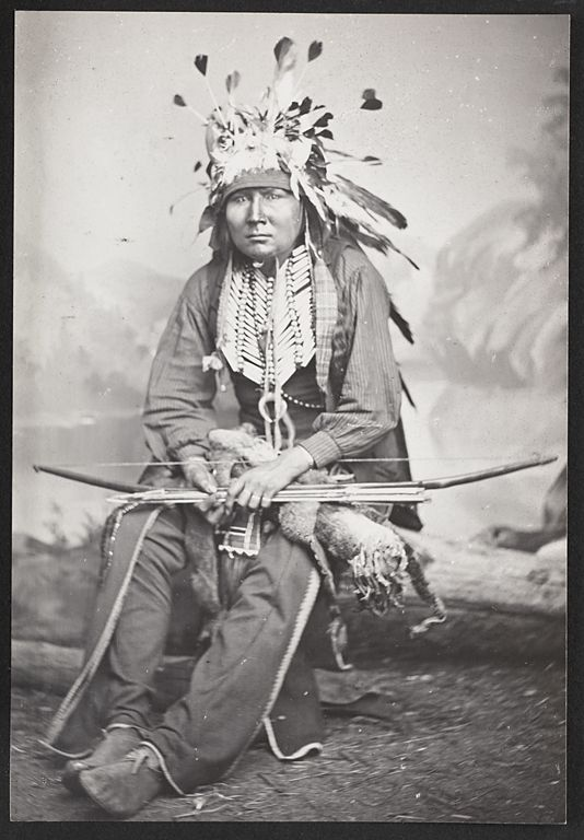 Horseback's Son. (Nye, p240-241.)